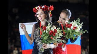 Шоу Туктамышевой 9 марта шоу Слуцкой с Алиной Загитовой 1 февраля Праздник продолжается