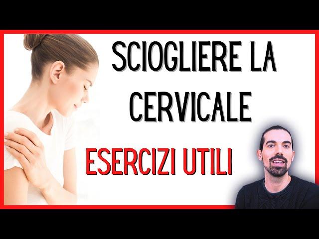Esercizi per la Cervicale, come ridurre il dolore al collo: allenati con me! FISYOLATES® Episodio 1