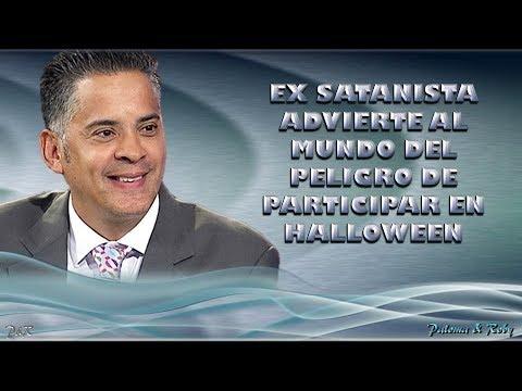 Ex Satanista Advierte Al Mundo Del Peligro Del Halloween