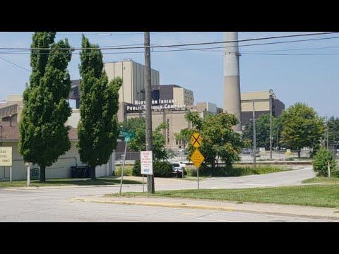 Nipsco Power Plant Michigan City Indiana (fail)