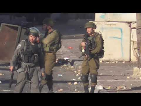 Bethlehem Protest December 9th 2017