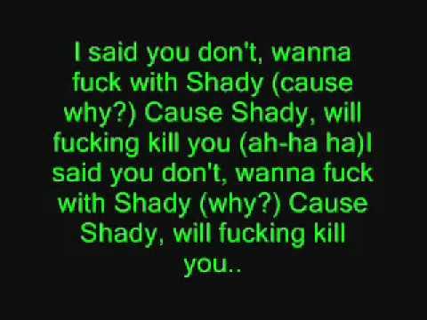 Eminem - Kill You Lyrics