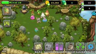 COMO DEIXAR DOM SAPO 100% FELIZ - My Singing Monsters