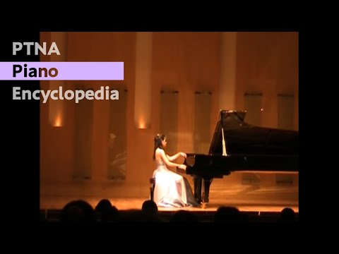 Bach :  Partiten Nr.1 演奏:中村芙悠子 第4回福田靖子賞優秀賞(第2位)