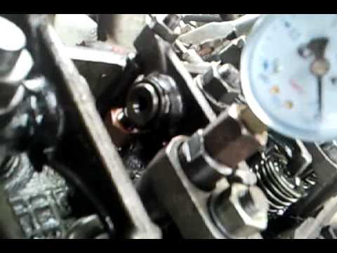 компрессия двигателя не 236