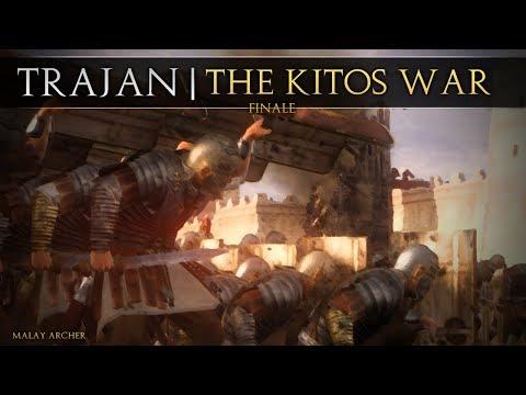 Trajan | The Kitos War 116AD-118AD (FINALE) - Cinematic Documentary | Total War ROME II