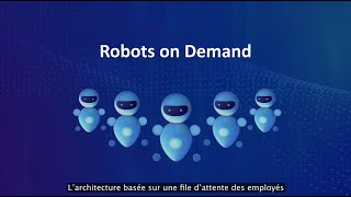 Micro Focus Robotic Process Automation—Welcome Your New Robo Workers (FR)
