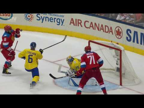 Gotta See It: Ovechkin tries to sell goal to no avail