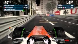 Flag-to-Flag - Monaco Incident