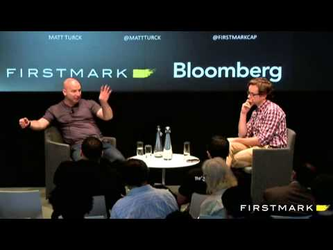 Chris Lynch, Atlas Venture // Data Driven #28 // June 2014 (Hosted by FirstMark Capital)