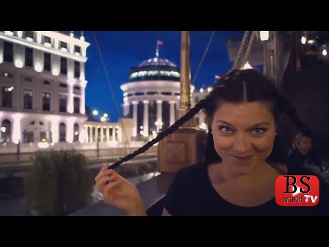 S4 E4: The LAS VEGAS of EUROPE. Skopje, Macedonia Travel Guide