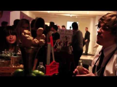 MADE WITH LOVE MIXOLOGIE | 19 DECEMBRE 2011 | AU MARCHÉ BONSECOURS DE MONTRÉAL