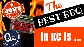 Kansas City's Best BBQ is ...