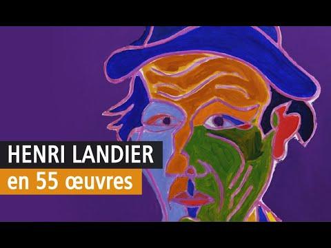 Henri Landier, un poète confiné qui nous réchauffe le cœur. Vidéo  exposition YouTube Montmartre - YouTube