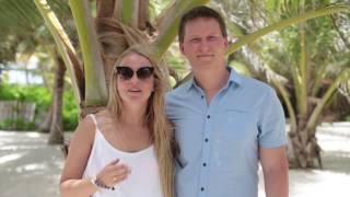 Видео отзыв о свадьбе в Доминикане - SunWedding 25.05.2017. Кирилл и Катя