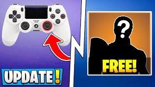 *NEW* Fortnite Update! | Free Dark Skin, 7.40 Console Change, RPG Nerf!