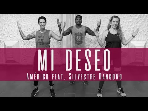 Mi Deseo  - Américo ft Silvestre Dangond- choreography dance video-