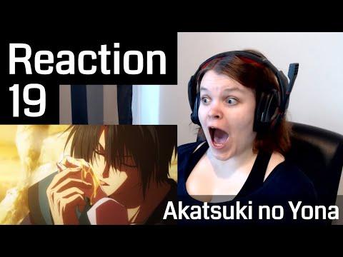 Akatsuki No Yona Episode 19 Reaction