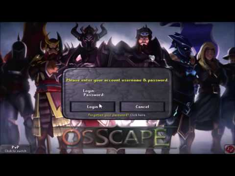 OS-Scape Foreign Forces Reduced. [DDosing & Faking Kills]