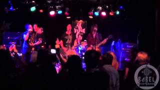 Faster Pussycat & Cats In Boots together at the Viper Room