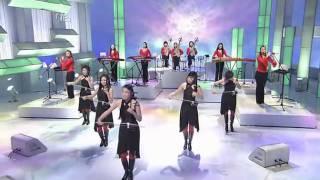 12 Girls Band from a Japanese program featuring BOA - Clip 2: Hana -  花