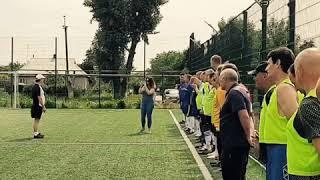 Кубок г Покровска по мини футболу среди ветеранов