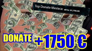DUKLOCK 1750€ DONATE | STREAM HIGHLIGHTS # 4