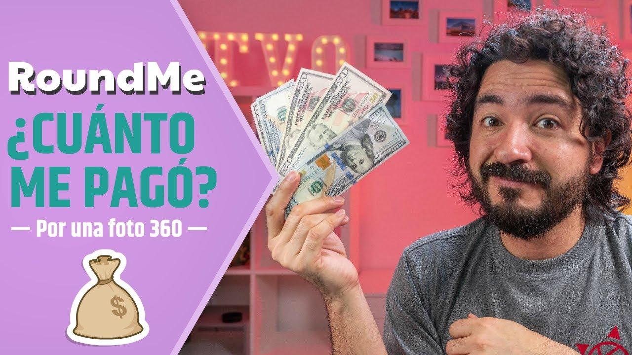 RoundMe: ¿Cuánto me pagó por una fotografía 360? #08