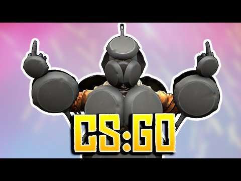IF CS:GO WAS MIXED WITH PUBG