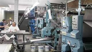 The Leader Newspaper Barossa Valley, Goss Comunity Printing Press