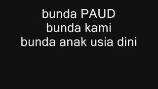 Hymne BUNDA PAUD