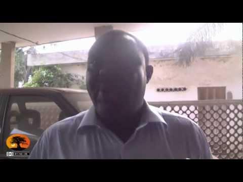 """Abass KABOUA : """"Ce Mr (Faure GNASSINGBE) est dangereux pour la République Togolaise"""" [23/01/2013]"""