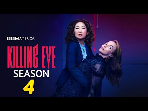 Download Killing Eve season 4 Release Date updates, cast, synopsis and Everything you need to know