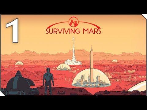 SURVIVING MARS | Capítulo 1 | El planeta rojo es un cabrón duro de colonizar