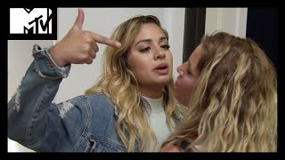 Sylvia & Marie Go Nose-To-Nose   The Challenge: Final Reckoning   MTV