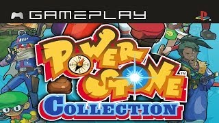 Power Stone Collection - PSP Gameplay