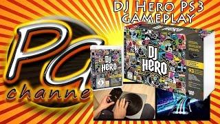 DJ Hero PS3 - gameplay