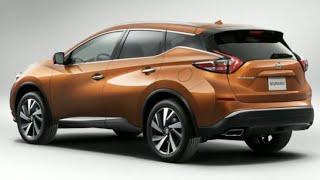 Ниссан Мурано (Nissan Murano) - Характеристики и комплектации