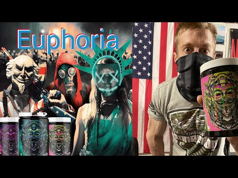 Euphoric High Stim MAYHEM | DVST8 of the Union Pre Workout | Inspired Nutra Supplement Review
