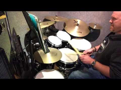 Trinity Rock & Pop Drum Kit Grade 5 Alive 2018