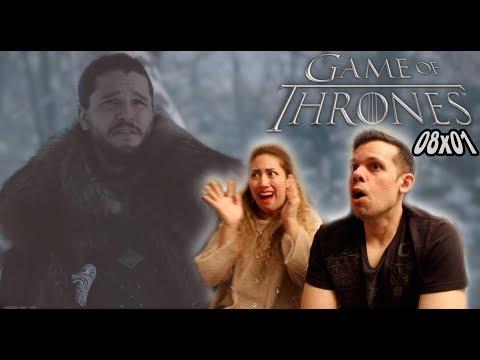 Game of Thrones Season 8 Episode 1 - 'Winterfell' REACTION!!