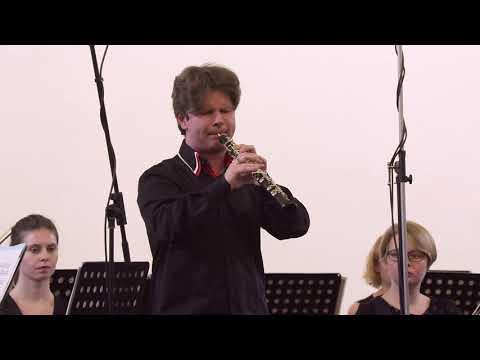 Aleksey Savinkov (oboe) 2020-01-22