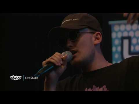 gnash - U Only Call Me When It's Raining Out (LIVE 95.5)