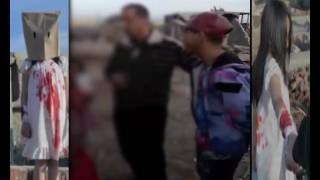 بالفيديو .. الداخلية تلقي القبض على مخرج التقط مشاهد مزيفة لطفلة في السويس لإدعاء أنها من حلب