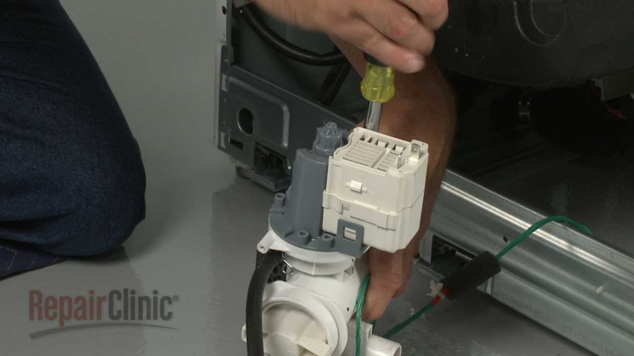 small resolution of drain pump replacement dc31 00054d youtube