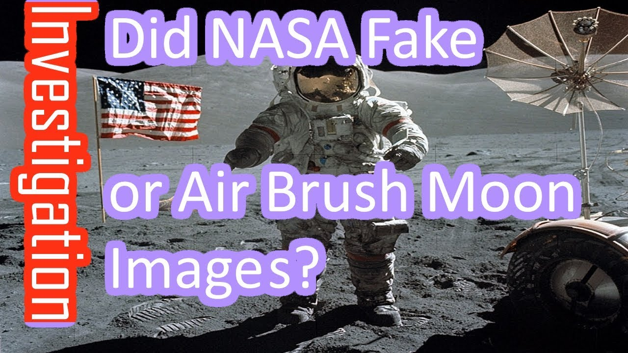 NASA: Proof of Image Tampering Put to the TEST - Out There Special  Episode#6 (29Apr2017)