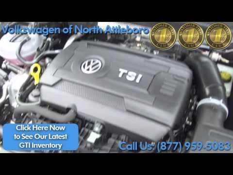 Deep Black Pearl Volkswagen GTI S 18 inch rims