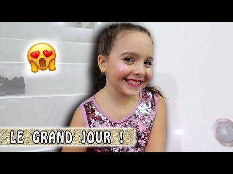 C'EST LE GRAND JOUR pour Jen / Family vlog /Jen Danse