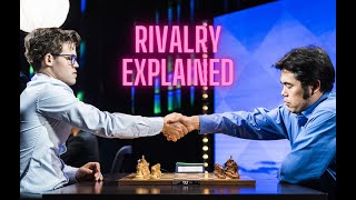History of the rivalry between Hikaru Nakamura and Magnus Carlsen - EXPLAINED