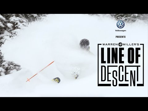 "Official Trailer: Volkswagen Presents Warren Miller's ""Line of Descent"""